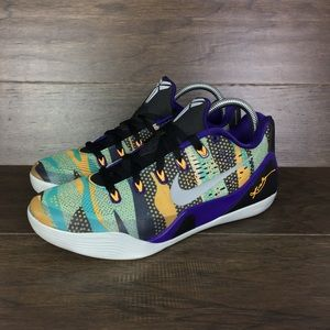 Nike Kobe 9 EM Pop Basketball Shoes